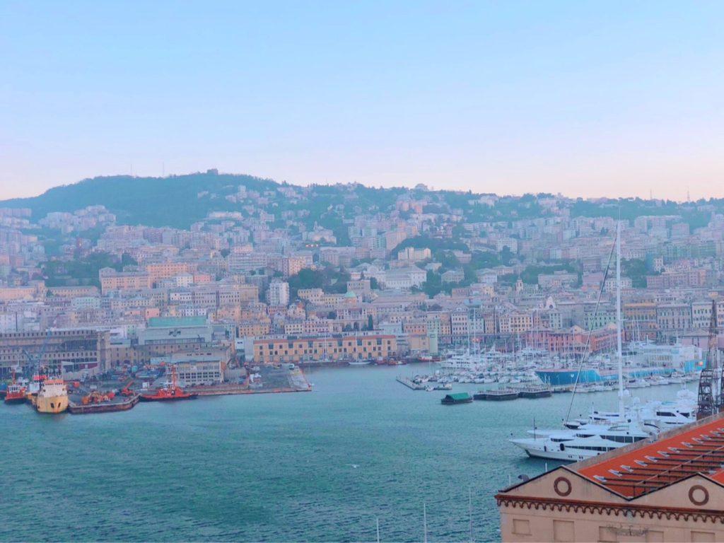 マルセイユの旧港